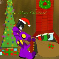 Merry Christmas!!! by Ghost-Angel-or-Devil