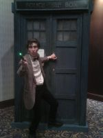TARDIS at Dragon*Con4 by CptTroyHandsome