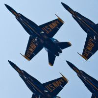 Blue Angels by Valentin-Stanciu