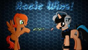 Pony Kombat New Blood 4 Round 1, Battle 4 Result by Macgrubor