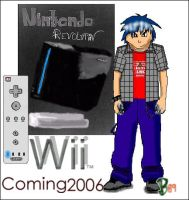 Nintendo Wii ad by Bowser81889