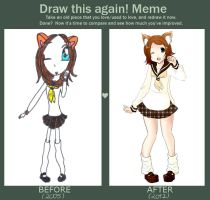 Improvement meme! by SugarMimika