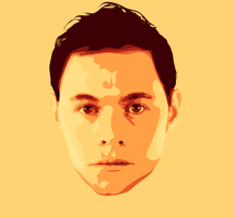Burn Gorman by MicheeMee