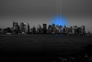 Manhattan  Skyline  08 by Doumanis
