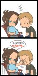 Good nite sleep time (WINCEST/POST MPREG) by KamiDiox