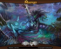 Moonga - Spectre of Swamps by moonga