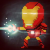 iron pixel by chr17