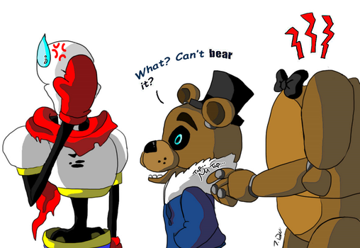 Can you bear it? by joselyn565