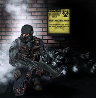 Outside the Quarantine by Protocol117
