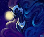 MLP: Nightmare Moon. by asieybarbie