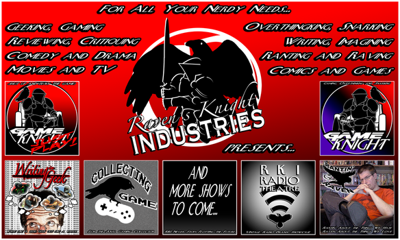 Raven's Knight Industries Ad Number 1 by MDDBMPF