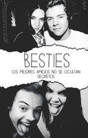 Besties 2 book cover by thequeenofhate