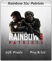 Rainbow Six Patriots - Icon by Crussong