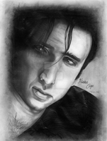 Nicolas Cage by Yankeestyle94