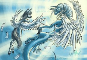 Fly With Me by Khezix