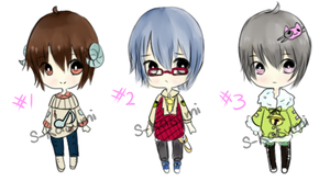 [CLOSED] ADOPT BATCH SET PRICE 2 PRICE LOWERED by s-kasumi
