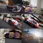 Forza 5 Renamon Custom Drift Toyota Supra by Cameron7954