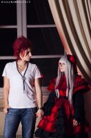 Our Red by Clare-Sparda
