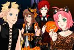 Happy Halloween NSXGS by Uzumaki-Sakura-NS