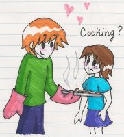 Cooking? by underneath-the-paint