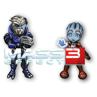 Mass Effect 3 by Abaddon999-Faust999