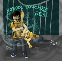 Percabeth - Protection by Insaneular