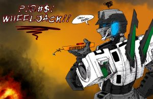 A Wheeljack for You by Sieberwolf