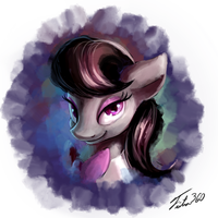 Octavia Speed Paint by Tsitra360