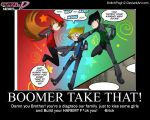 PPGD Memes: Boomer Take THAT! (Traitor!) by snitchpogi12