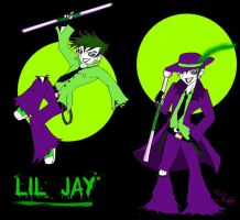 Lil Jay by Silver-the-kid