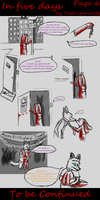 In five days (Zootopia Comic Page 6) by TheSniperwolfy