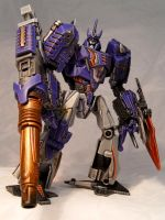 Fall of Cybertron Galvatron by Spurt-Reynolds