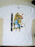 T-shirt from Redbubble by MRSaeba-San