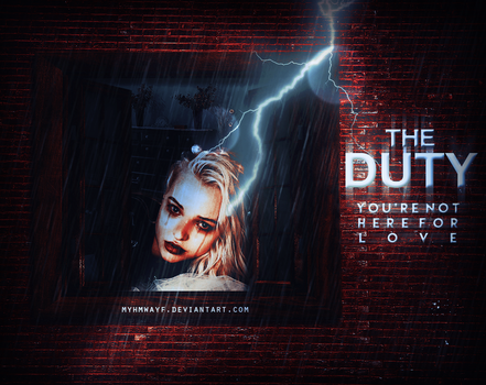 The Duty | ID by Myhmwayf