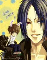 KHR: 6927 Happy Easter by Lancha