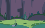 Canterlot Mountian Trail by HeatResin