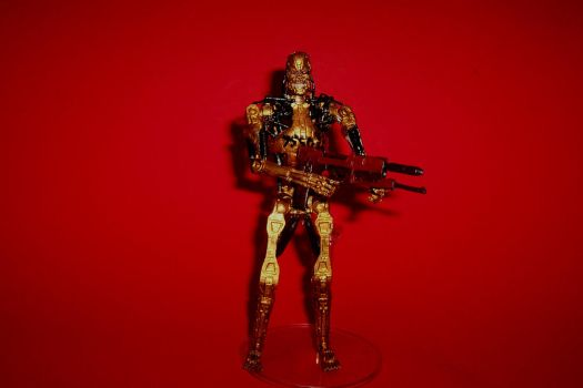 Metal Mash Terminator - 7-Inch Scale Custom Figure by Drakhand006