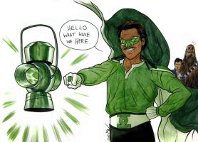 Green Lando by quin-ones