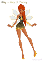 Riley, Magic Winx by FashionPixie