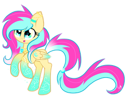 New OC Pony! by Kaiilu