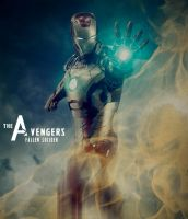 The Avengers Fallen Solider by LifeEndsNow