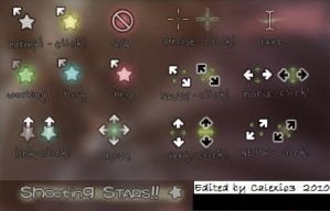 Star Cursors now for Vista n 7 by Calexio3