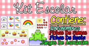 Kit Infantil by PinkLifeEditions