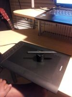 graphics tablet by Yakuza55