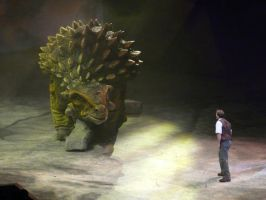 Walking with dinosaurs 10 by FaeDuSoliel