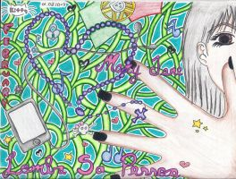 Janes Colage 5 by MarieJaneWorks