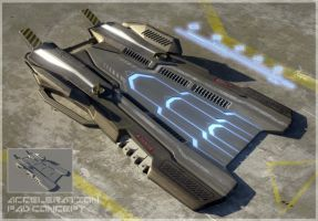 acceleration pad concept by neuromancer2