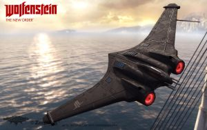 Axis Jet fighter by panick