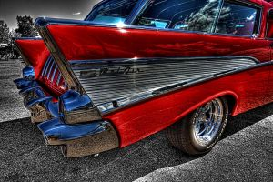 '57 CHEVY NOMAD FIN ...... by SAN666