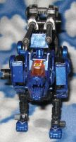 GIANT Command Wolf ZOID zoids by Eternalskyy
